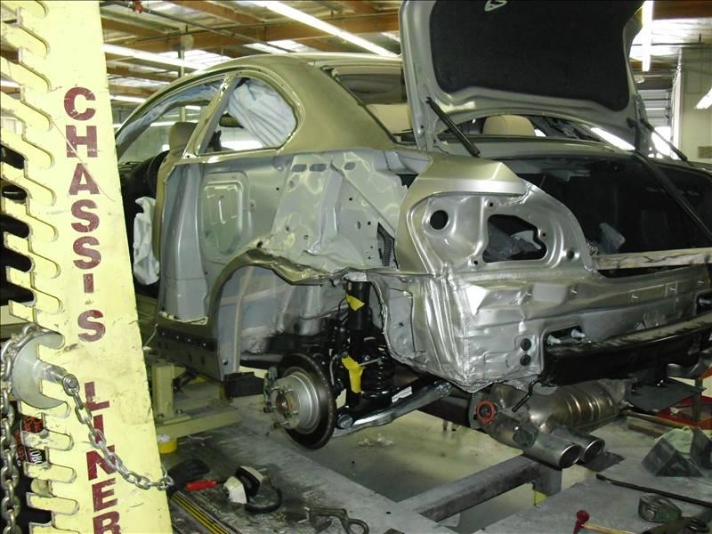 Car Auto Body and Collision Repair