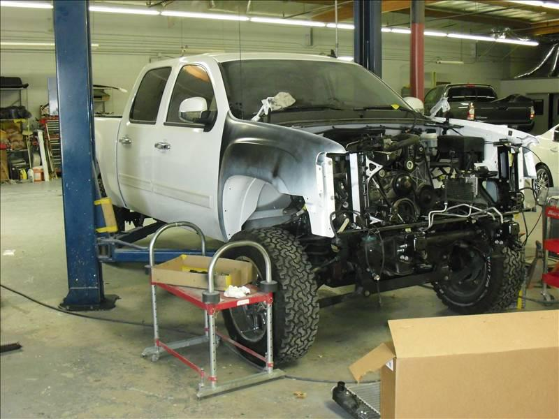 Truck Auto Body and Collision Repair