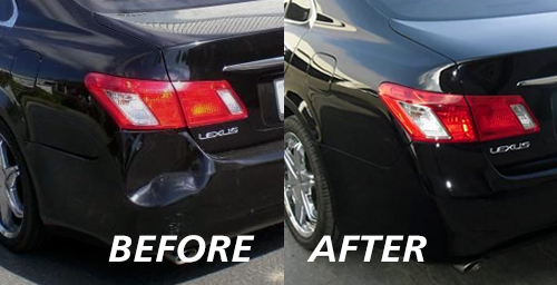 Auto Body Repair by Pacific Coast Auto Body Shop